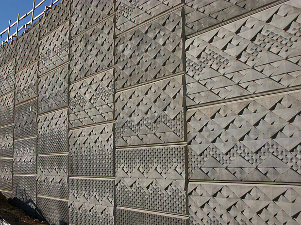 375 E & W Outer Loop MSE Walls, El Paso, TX