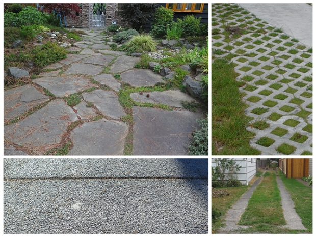 Pervious surfaces in public and private applications